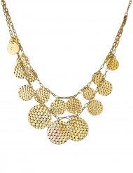Collana orientale oro per donna