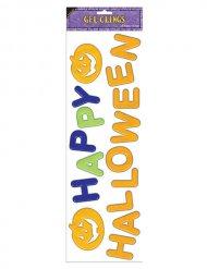 Adesivi Gel Happy Halloween