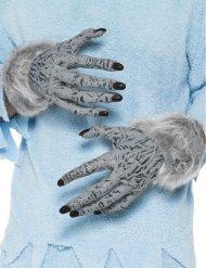 Mani da lupo mannaro per adulto