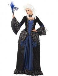 Costume da principessa barocca veneziana per donna