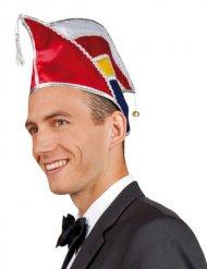 Image of Cappello carnevale multicolore per adulto