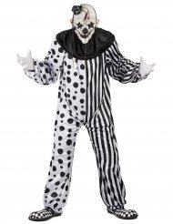 Costume Clown mostruoso adulto Halloween