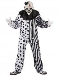 Costume Clown mostruoso adulto Halloween