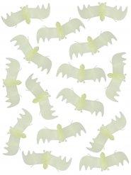 Decorazioni pipistrello fosforescente Halloween