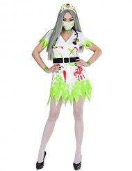 Costume da infermiera horror per donna Halloween