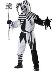 Costume Giullare Malefico Halloween