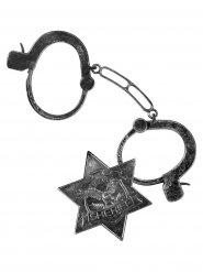 Accessori da sceriffo neri