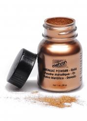 Trucco in polvere professionale oro effetto metallizzato Mehnron™ 14 g