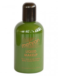 Trucco liquido verde professionale Mehron™ 133 ml