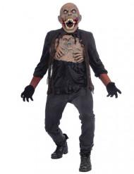 Costume da mostro mutante per adulto