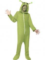Costume da extraterrestre per bambino