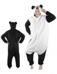 Costume da panda coccolone per adulto