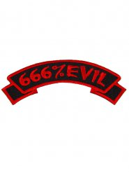 Toppa 666% Evil Halloween