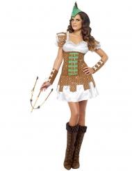 Costume da Arciere sexy per donna