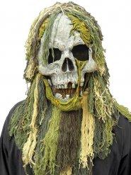 Maschera da zombie dei mari per adulto
