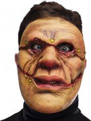 Maschera da mostro lacerato halloween