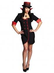 Costume da sexy vampira per donna halloween