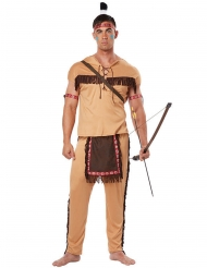 Costume da indiano pellerossa per uomo