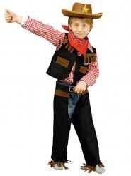 Costume da cowboy farwest per bambino