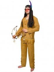 Costume a frange da indiano per uomo