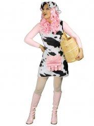 Costume da mucca per donna