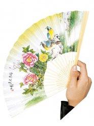 Ventaglio giapponese di carta 20 cm