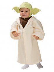 Costume Yoda™ Star Wars™ per bebè