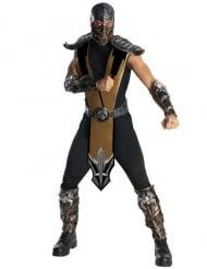 Costume deluxe da Scorpion di Mortal Kombat™ per adulto