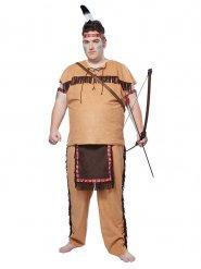 Costume indiano grandi taglie uomo