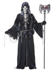 Costume da morte terrificante per uomo Halloween