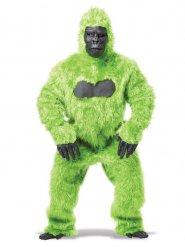 Costume Gorilla verde Uomo