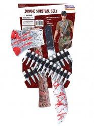 Kit da cacciatore di zombie halloween
