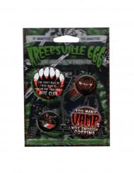 4 Spille Kreepsville Vampiro