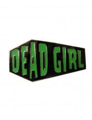 Anello sarcofago Dead girl