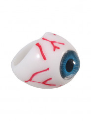 Anello occhio blu per adulto