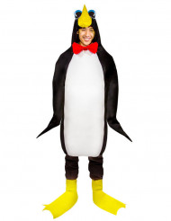 Costume da pinguino per adulto