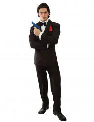 Costume da agente segreto per uomo