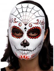Maschera adulto dia de los muertos