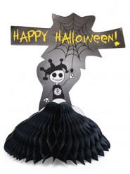 Centro tavola nero Happy Halloween