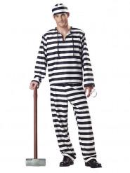 Costume da prigioniero uomo