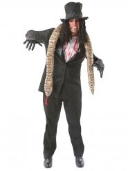 Costumi da Rockstar Zombie per adulto