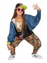 Costume da Hip Hop anni 80 per adulto