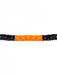 Ghirlanda arancione e nera - Halloween