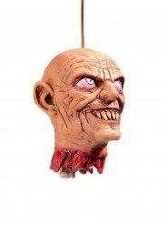 Testa di vampiro mozzata halloween