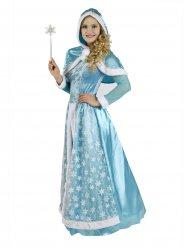 Costume da principessa delle nevi donna