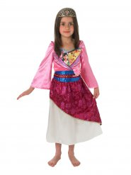 Costume da Mulan™ con diadema per bambina