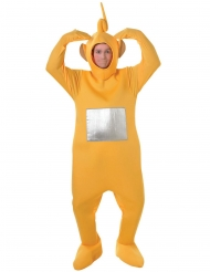 Costume da teletubbies™ La-La per adulto