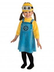 Costume vestito da Minion™ per bebe