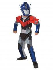 Costume deluxe Optimus Prime Trasformers™ per bambino