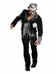 Costume da sposo zombie per uomo halloween